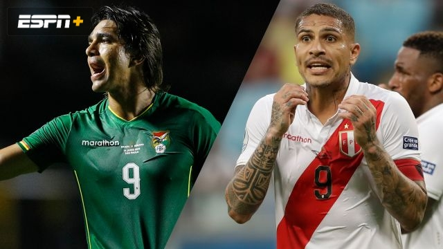 Bolivia vs. Peru (Group Stage) (Copa America)