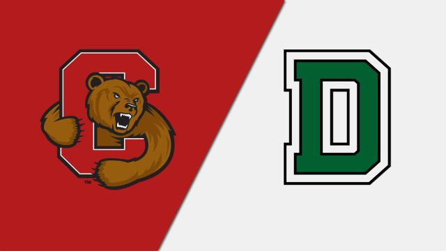#7 Cornell vs. Dartmouth (W Hockey)