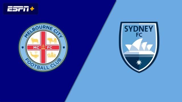 Melbourne City FC vs. Sydney FC (A-League)