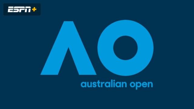 2020 Australian Open Draw