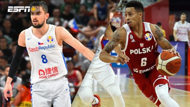 Czech Republic vs. Poland (Classification For 5th To 8th Place)