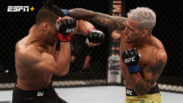 In Spanish - Kevin Lee vs. Charles Oliveira (UFC Fight Night: Lee vs. Oliveira)