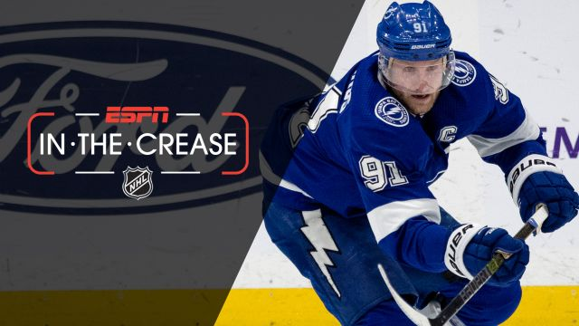 Sat, 1/19 - In the Crease: Stamkos leads Lightning with 2 goals