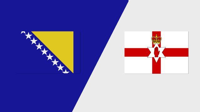 Bosnia-Herzegovina vs. Northern Ireland (UEFA Nations League)