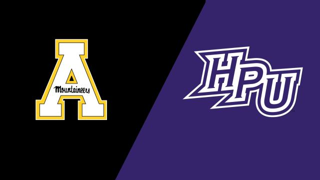 Appalachian State vs. High Point (W Soccer)
