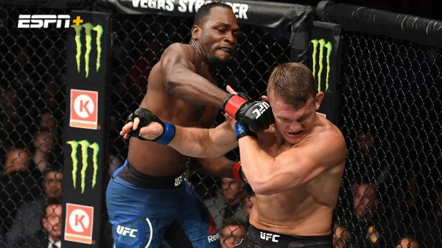 Derek Brunson vs. Ian Heinisch (UFC 241)
