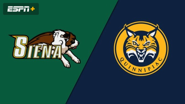 Siena vs. Quinnipiac (M Basketball)