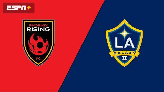 Phoenix Rising FC vs. LA Galaxy II (USL Championship)