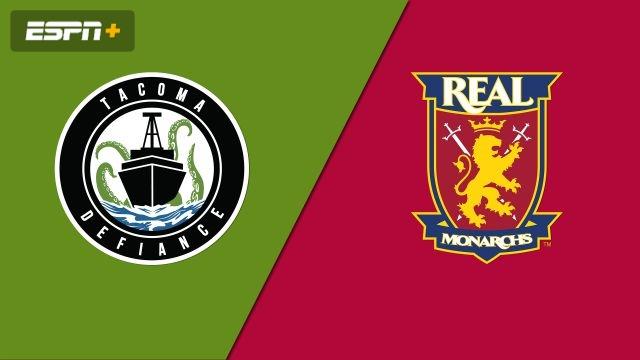 Tacoma Defiance vs. Real Monarchs SLC (USL Championship)