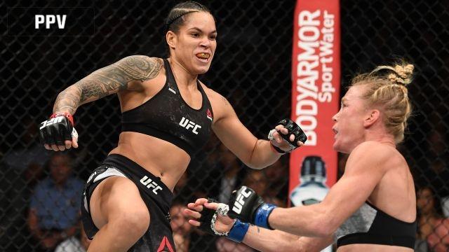 UFC 239: Nunes vs. Holm