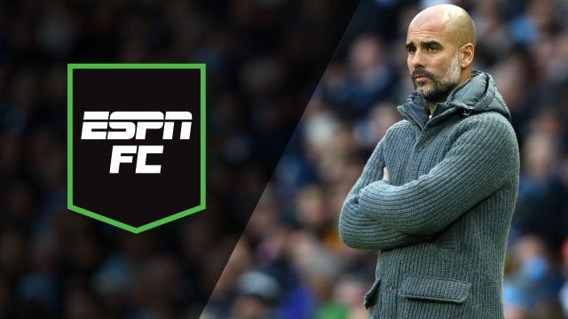 Tue, 12/4 - ESPN FC: Man City continues dominance