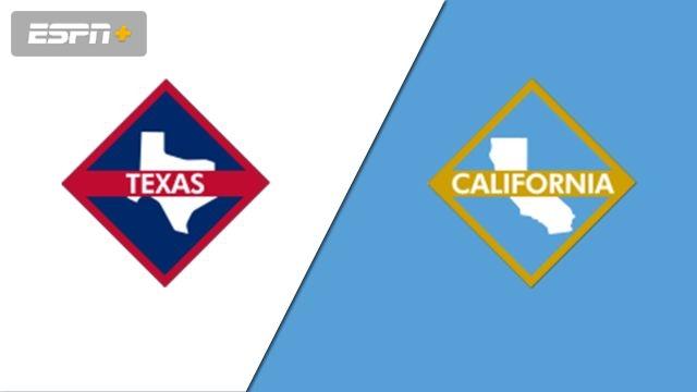 Texas vs. California (Pool A - Game 6)