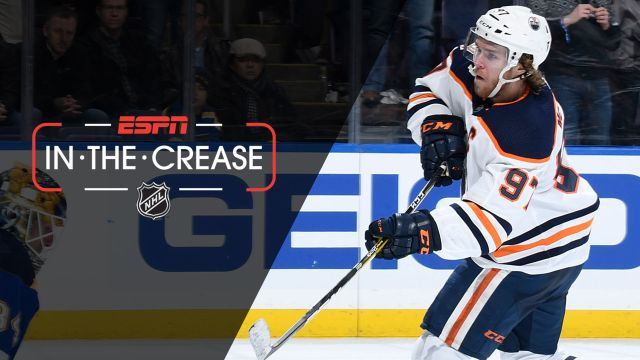 Wed, 12/5 - In the Crease: McDavid and Oilers top Blues