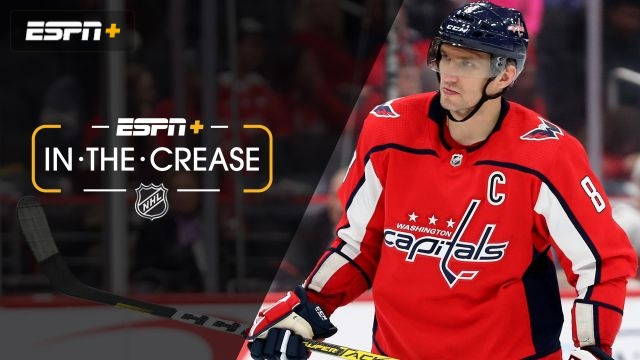 In the Crease: Ovechkin, Carlson sit down with Cohn