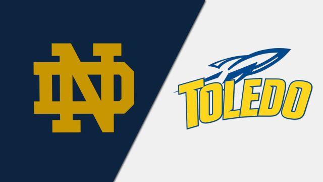 #2 Notre Dame vs. Toledo (W Basketball)