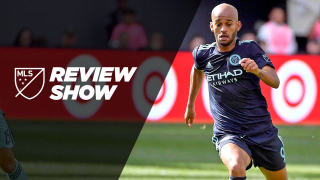 Mon, 4/22 - MLS Review: NYCFC looks for first win