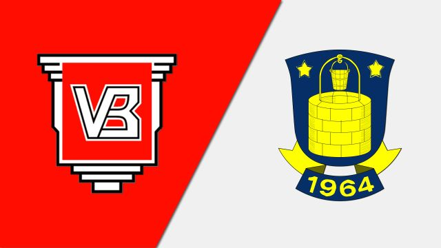 Vejle Boldklub vs. Brondby IF (Danish Superliga)
