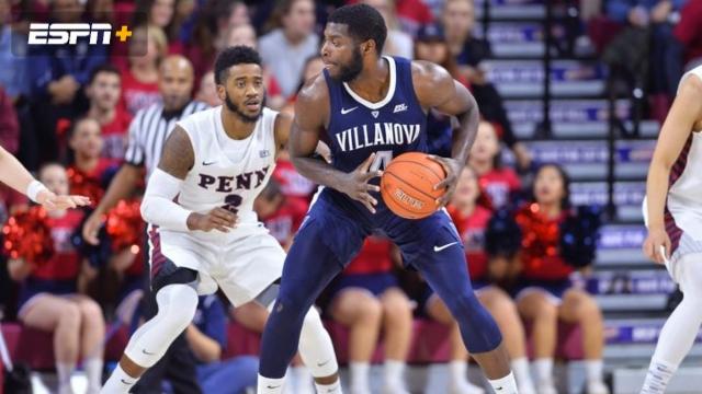 Villanova vs. Penn
