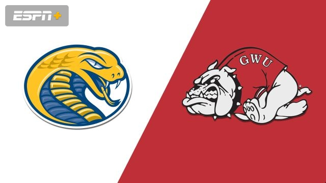 Coker vs. Gardner-Webb (M Basketball)