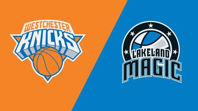 Westchester Knicks vs. Lakeland Magic