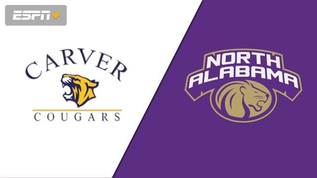Carver Bible College vs. North Alabama (M Basketball)