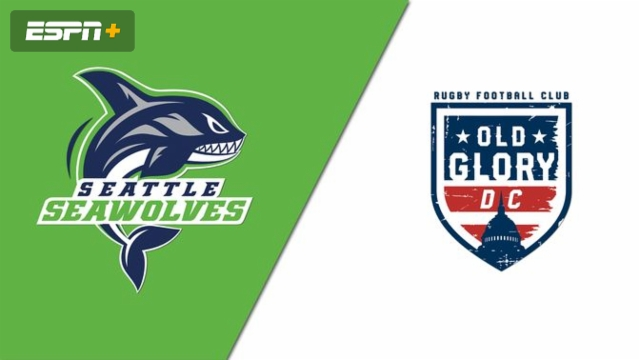 Seattle Seawolves vs. Old Glory DC