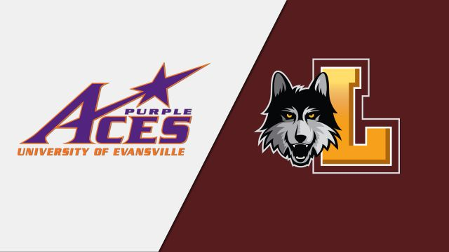 Evansville vs. Loyola-Chicago (M Basketball)