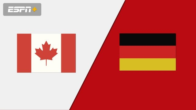 Canada vs. Germany (Group Phase)