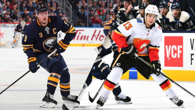 Buffalo Sabres vs. Calgary Flames