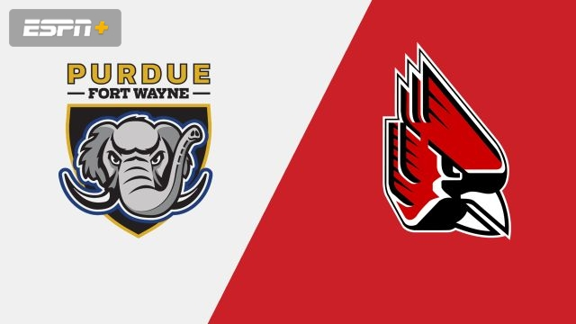 Purdue Fort Wayne vs. Ball State (W Soccer)