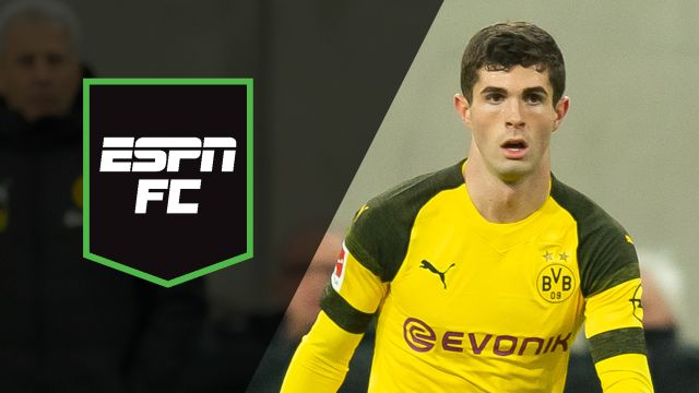 Wed, 1/2 - ESPN FC: Pulisic's record transfer