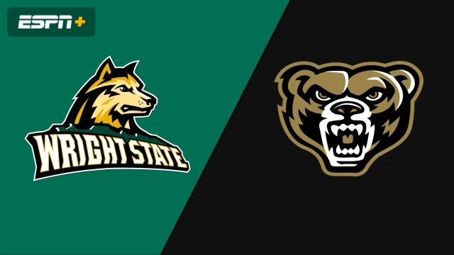 Wright State vs. Oakland (Semifinal) (M Soccer)