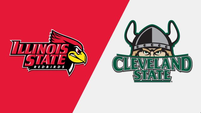 Illinois State vs. Cleveland State (W Basketball)