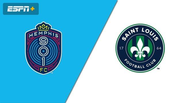 Memphis 901 FC vs. Saint Louis FC (USL Championship)