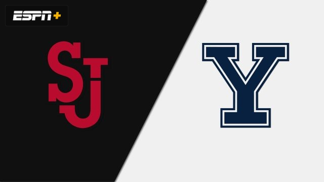 St. John's vs. Yale (W Basketball)