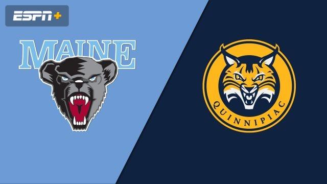 Maine vs. #10 Quinnipiac (M Hockey)