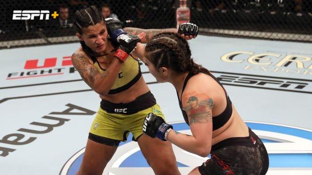 Vanessa Melo vs. Tracy Cortez (UFC Fight Night: Blachowicz vs. Jacare)