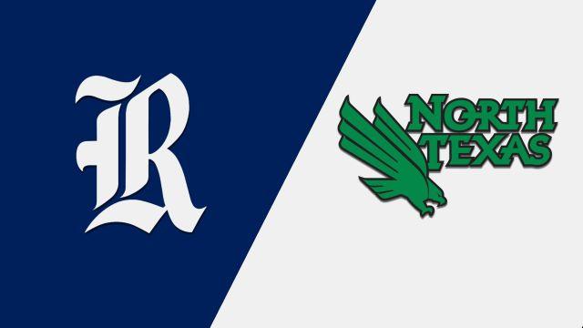 Rice vs. North Texas (W Basketball)