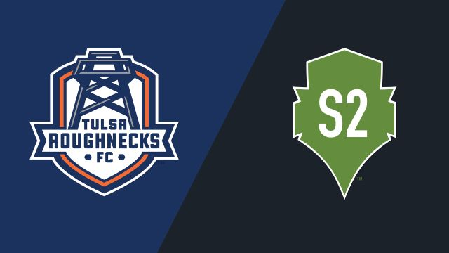 Tulsa Roughnecks FC vs. Seattle Sounders FC 2 (United Soccer League)