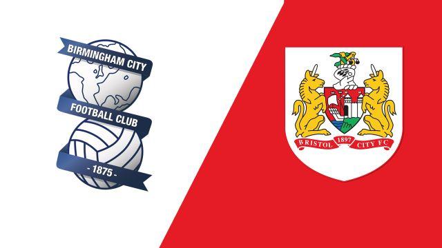 Birmingham City vs. Bristol City (English League Championship)