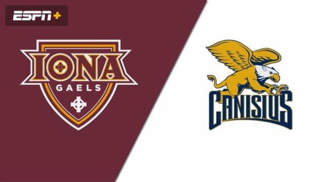 Iona vs. Canisius (M Basketball)