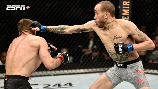 Kyle Bochniak vs. Sean Woodson (UFC Fight Night: Reyes vs. Weidman)