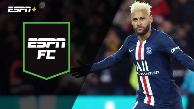 Thu, 1/16 - ESPN FC: Neymar staying in Paris?