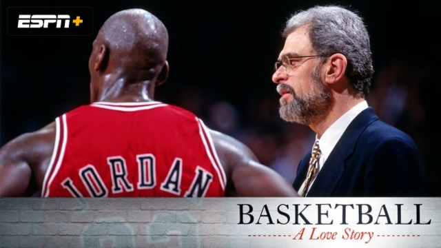 The Coach and the Killer: Phil Jackson and MJ