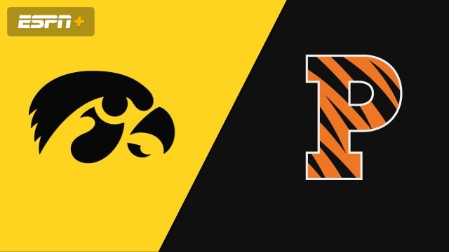 Iowa vs. Princeton (Wrestling)