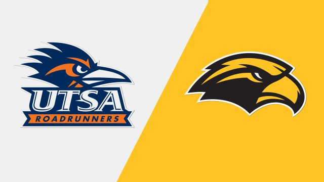 UTSA vs. Southern Miss (M Basketball)