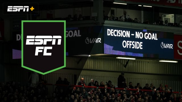 Mon, 12/30 - ESPN FC: How can England fix VAR?