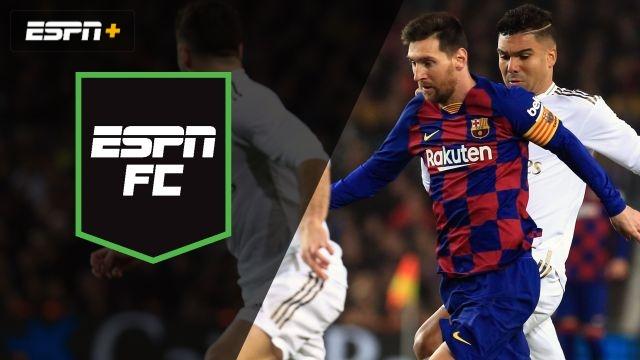 Thu, 12/19 - ESPN FC: VAR drama clouds El Clásico