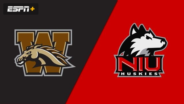 Western Michigan vs. Northern Illinois (W Volleyball)
