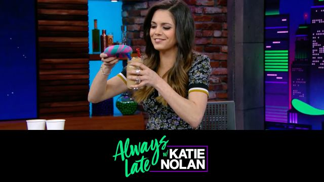 Wed, 3/27 - Always Late w/ Katie Nolan: Fan vs. Food